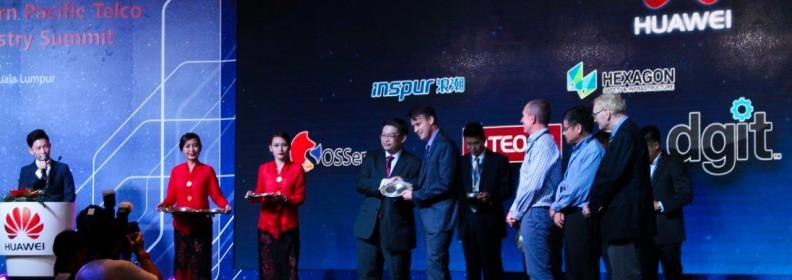 Greg Tilton at the Huawei Southern Pacific Telco IT Industry Summit – Kuala Lumpur / Malaysia