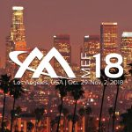 MEF18, Los Angeles / USA on 29 Oct – 2 Nov 2018